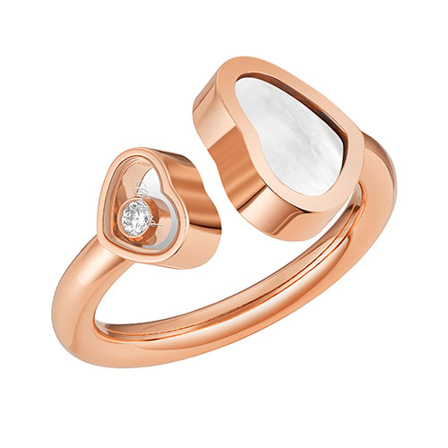 Chopard Ring Happy Hearts