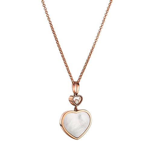 Chopard Halskette Happy Hearts