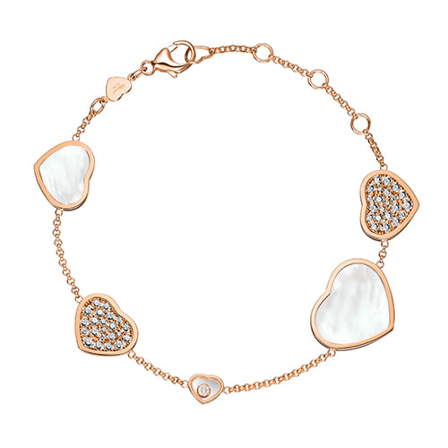 Chopard Armband Happy Hearts