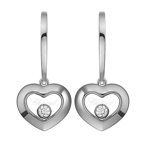 Chopard Ohrringe Happy Hearts