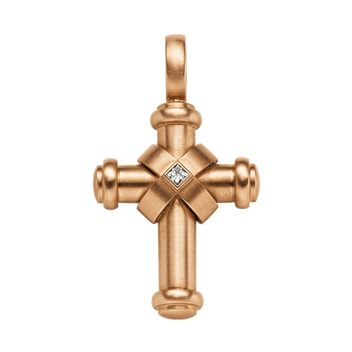 Leo Wittwer Pendants > Leo Wittwer Cross <