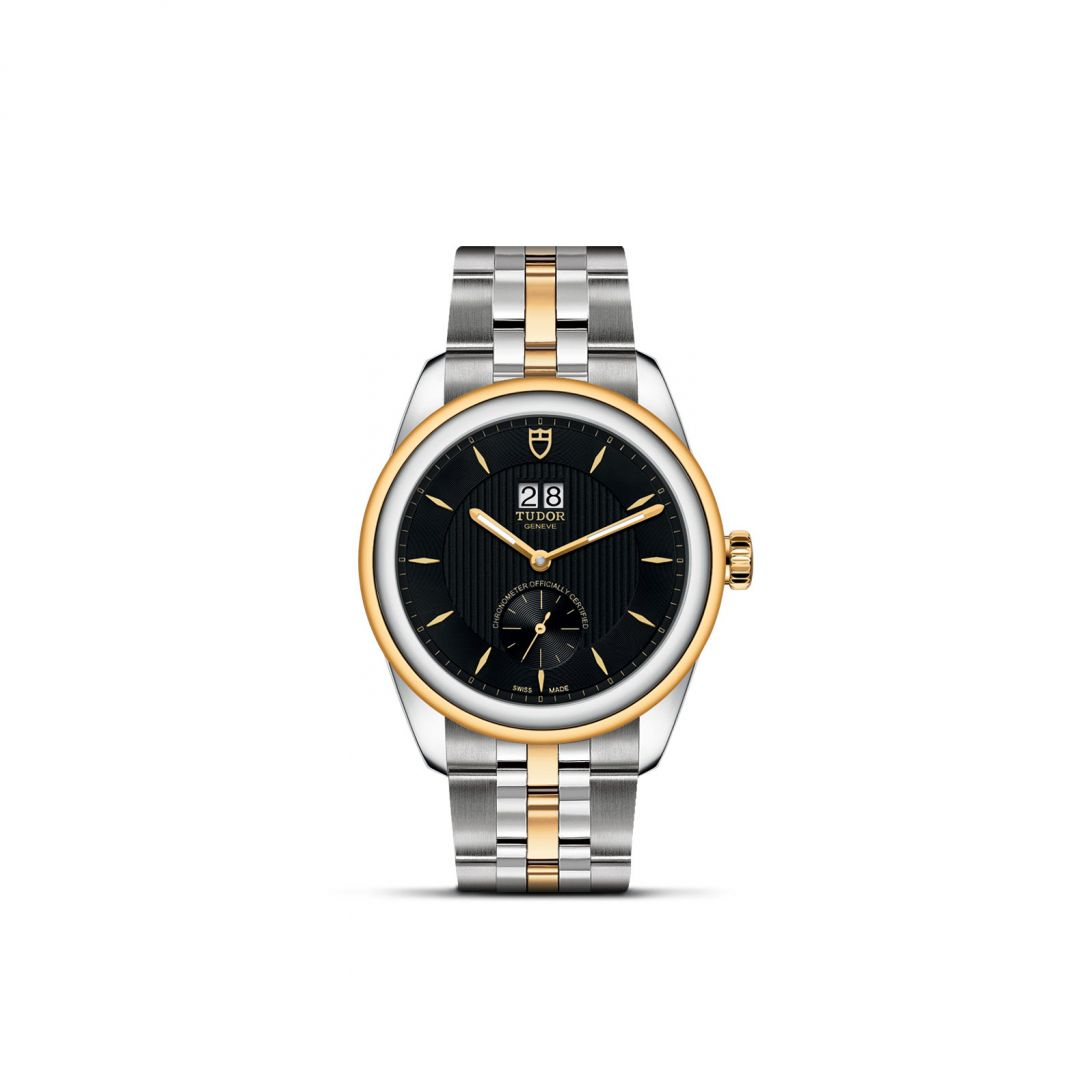 Tudor Men's Watch > GLAMOUR DOUBLE DATE <
