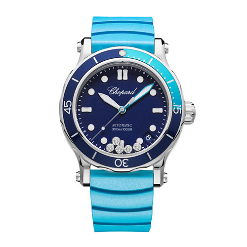 Chopard Damenuhr Happy Ocean
