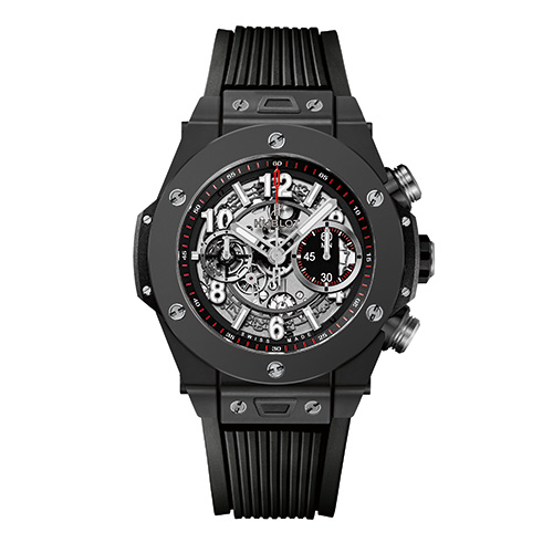 HUBLOT Herrenuhr Big Bang Unico Black Magic