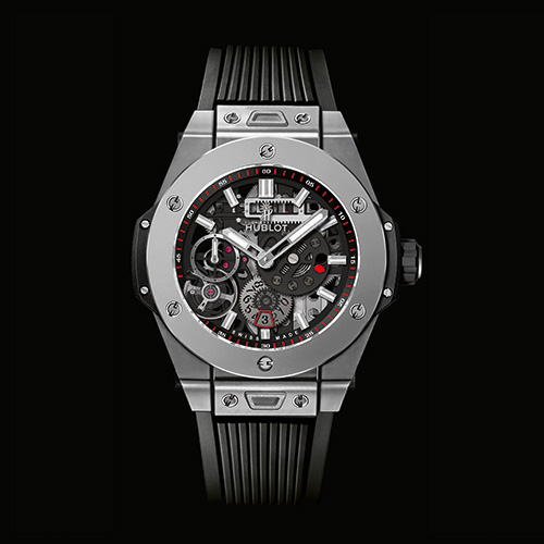 HUBLOT Herrenuhr Big Bang Meca-10 Titanium