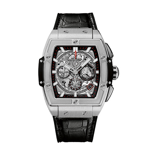 HUBLOT Herrenuhr Spirit of Big Bang Titanium