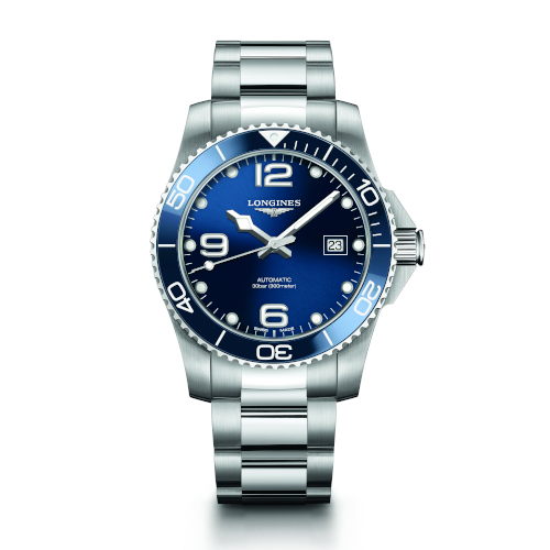 Longines Hydroconquest Herrenuhr L3.781.4.96.6