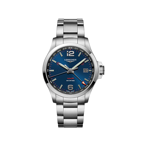 Longines Men's Watch > Conquest V.H.P. GMT <