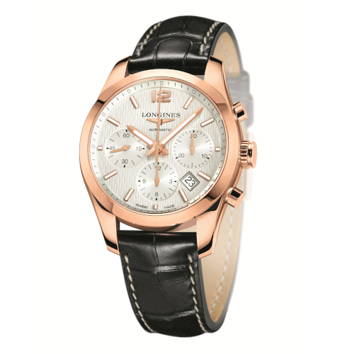 Longines Conquest Classic Herrenuhr L2.786.8.76.3