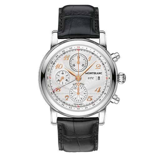 Montblanc Herrenuhr Star Chronograph UTC Automatic