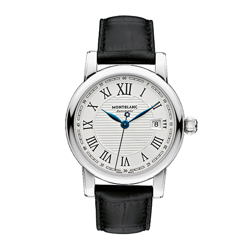 Montblanc Damenuhr Star Date Automatic